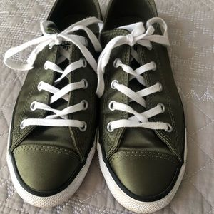 Converse Sneakers Chuck 70 Low Top - Satin Green